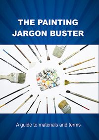 Painting jargon buster bonus ebook