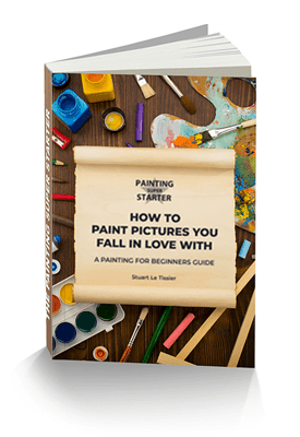 Painting for beginners ebook the painting super starter